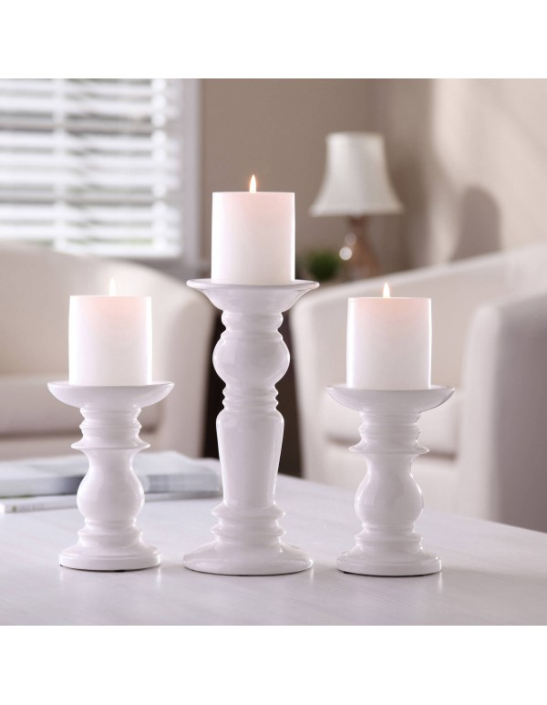 Perla Furniture Candle Set
